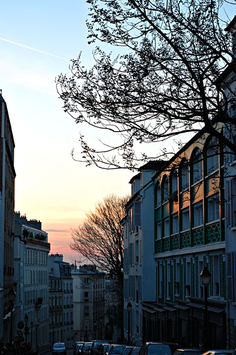 Rue Lepic (Montmartre)