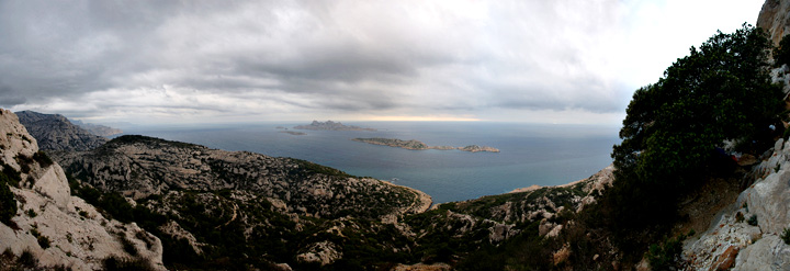 Another view from Calanque des Goudes