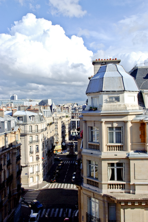 From Daphné's appartement