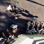 Velib' From the Sky